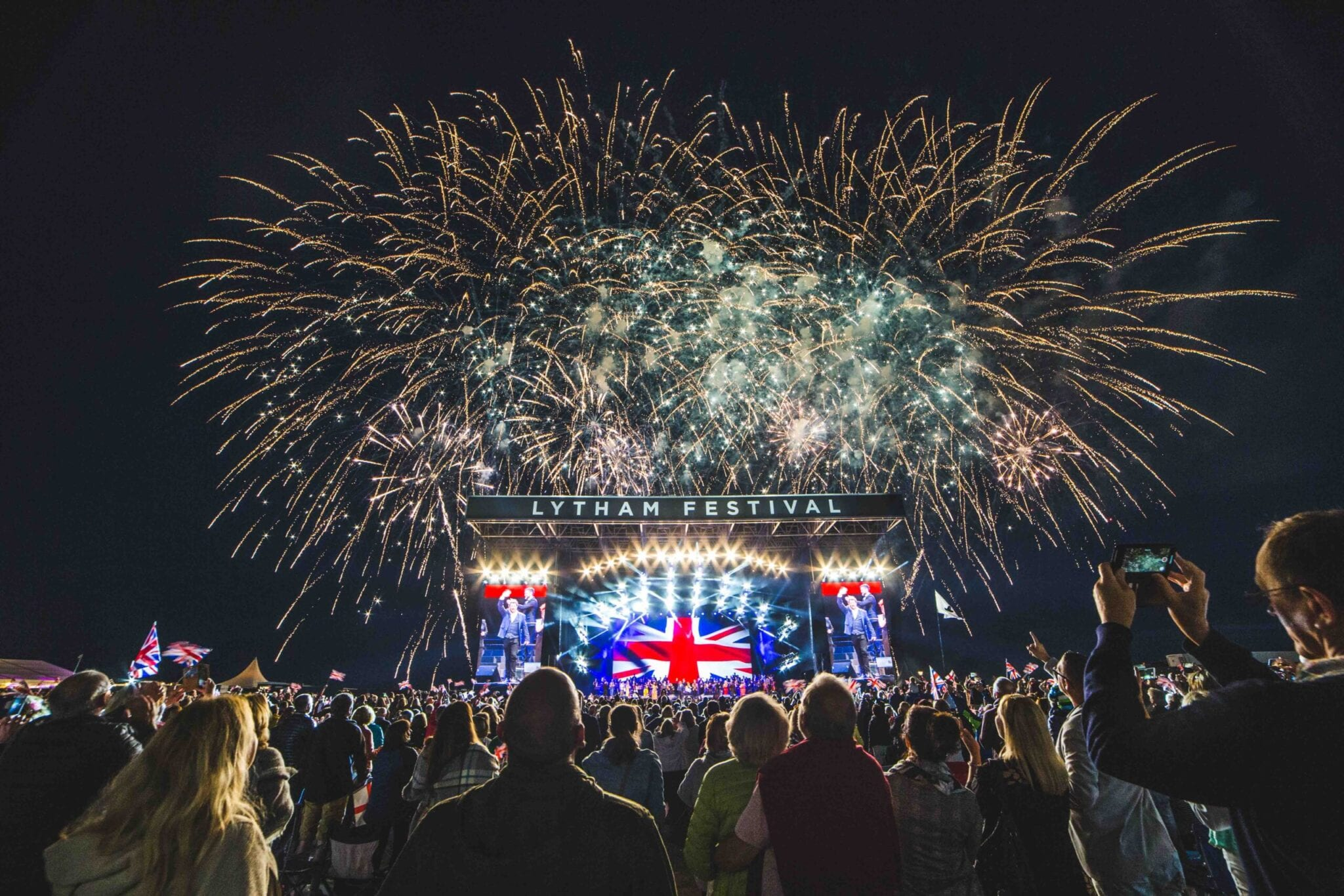 PLANS TO EXPAND LYTHAM FESTIVAL INTO A 10 DAY EVENT FOR 2022